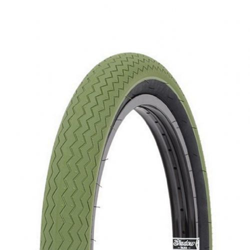 Subrosa Sawtooth Tyre - Army Green 2.35""